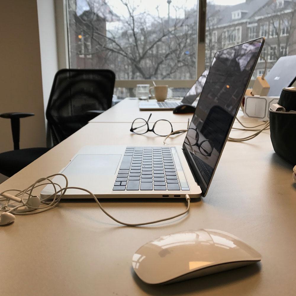 Kantoorruimte bij 42 Workspace