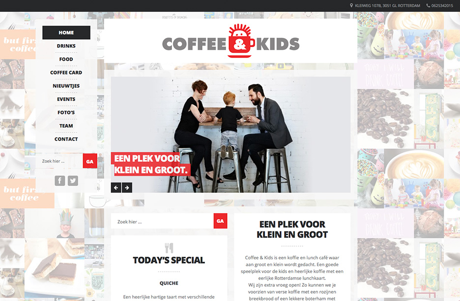 coffee-kids-website-wordpress