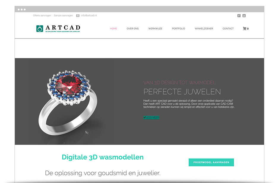 artcad-website