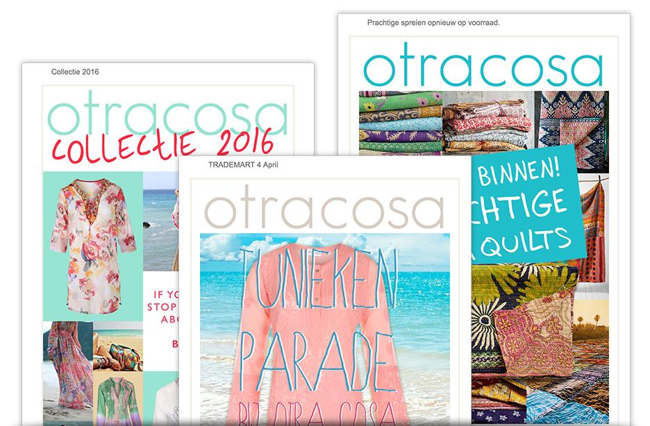 Otracosa email marketing nieuwsbrief webshop