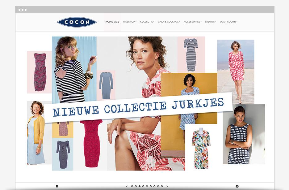 Cocon Utrecht WordPress Webshop WooCommerce